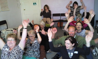 Laughter Yoga Leader Training 2009