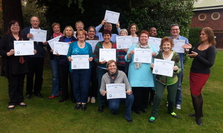 Laughter Yoga Teacher Training 2012