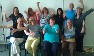 Laughter Yoga Leader Training 2012