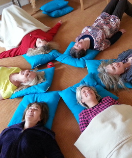 Laughter Yoga Teacher Training 2013