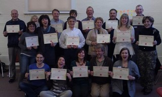 Laughter Yoga Leader Training 2011