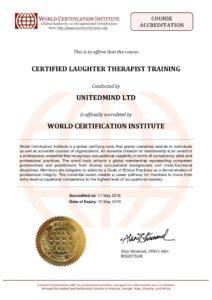 WCI Accreditation